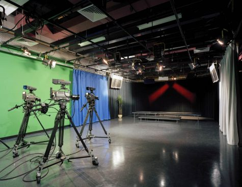 Photo of Media Arts Studio